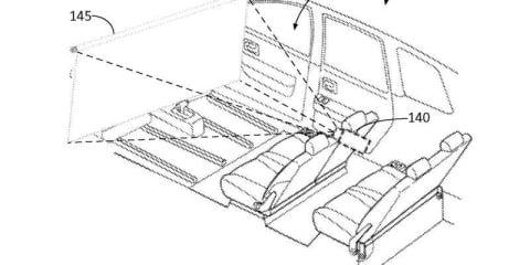 Ford patents in-car cinema experience for driverless vehicles
