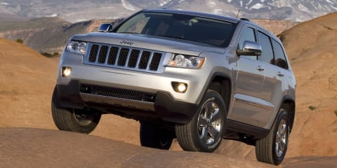 2011 Jeep Grand Cherokee to be built in US from May