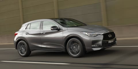 Infiniti Q30/QX30 replacement to be 'all-Infiniti'