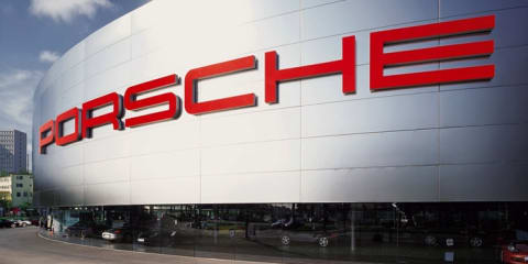 Porsche bans workers from using Facebook
