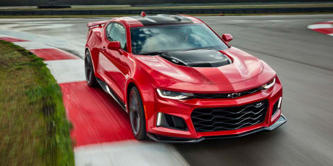 2017 Chevrolet Camaro ZL1 revealed, promises to best all-comers