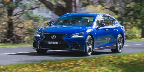 2018 Lexus LS500 recalled