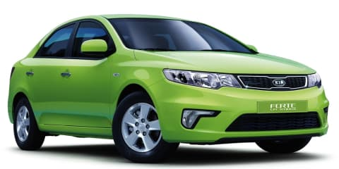 Kia Forte LP1 Hybrid