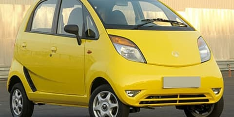 Small cars most important at Indian Auto Expo