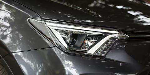 Hyundai Tucson Elite 1.6L v Nissan X-Trail ST-L 4WD v Toyota RAV4 GXL v Volkswagen Golf Alltrack : Comparison review