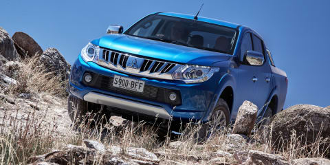 2016 Mitsubishi Triton pricing and specifications