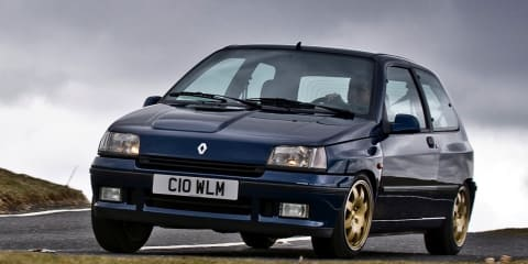 Renault Clio Williams edition on its way: report