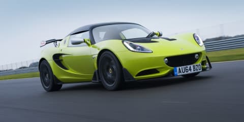 Lotus Elise 220 Cup:: most extreme road-going Elise yours from $119,990