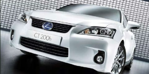 Lexus CT 200h to go on sale in US from early 2011
