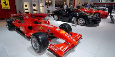 Ferrari at Geneva Motor Show