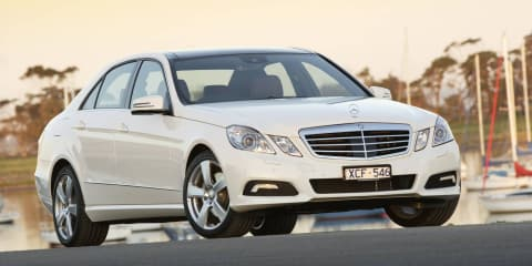 2012 Mercedes-Benz E-Class to get new V6 and 4.7 twin-turbo V8