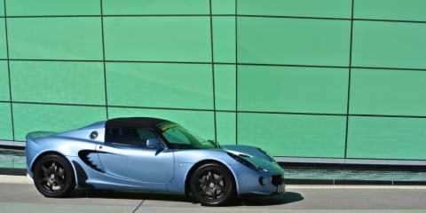 2010 LOTUS ELISE R Review