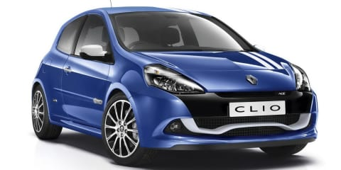 2010 Renault Clio Gordini RS 200 Edition