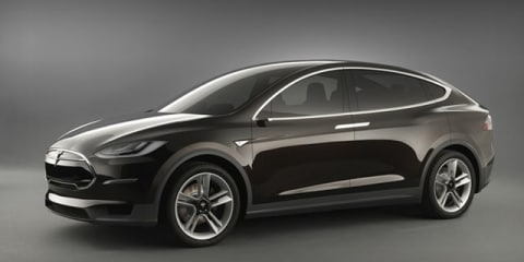 Tesla Model X generates $37 million in pre-orders