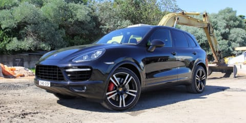 Porsche Cayenne Turbo S Review