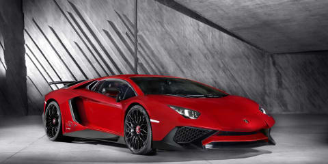 Lamborghini Aventador LP 750-4 Superveloce revealed : : UPDATED