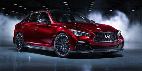 Infiniti Q50 Eau Rouge cancelled - report