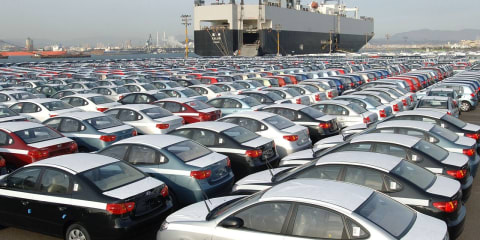 Hyundai, Kia on track for 10% sales rise in 2011