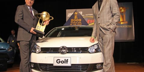 Volkswagen Golf wins World Car of the Year