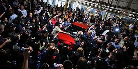 NUMMI produces last vehicle, future EV production a possibility