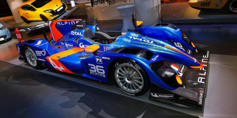 Alpine LM P2: Renault-backed Le Mans racer revealed