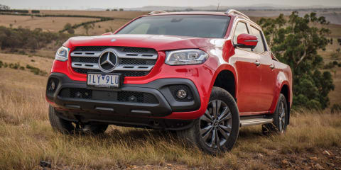 "Mercedes-Benz dismisses X-Class ute as ""niche"" model, confirms it is under ""review"""