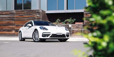 2016-18 Porsche Panamera recalled