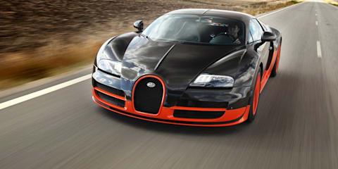 Bugatti Veyron 16.4 Super Sport – Driven