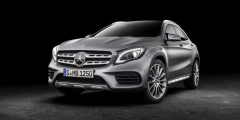 Mercedes-Benz mulling GLA 'Coupe' - report