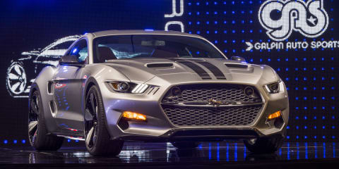 Ford Mustang turned into 540kW Rocket by Galpin Auto Sports