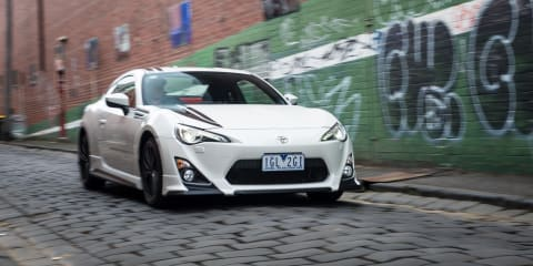 2016 Toyota 86 Blackline Edition Review