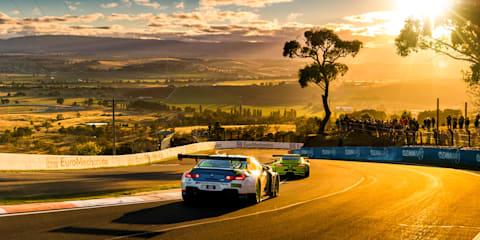 Around the Tracks: Ice racing, Bathurst, and a racing Civic