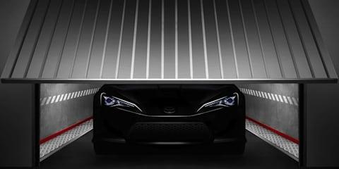 Toyota FT-86 II Geneva Motor Show image teased