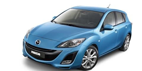UK Mazda3 gets stop-start technology