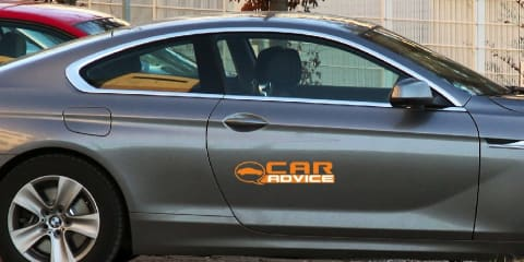 2012 BMW 6 Series Coupe spy shots without camouflaging