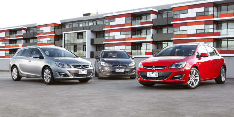 Opel Astra pricing and specifications revealed