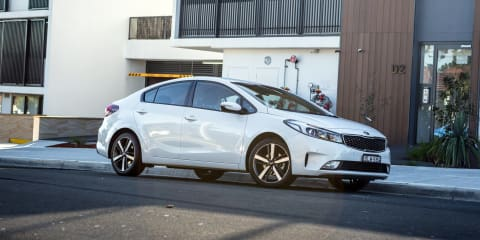2017 Kia Cerato Sport sedan review