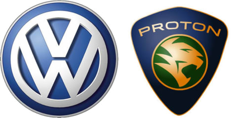 Volkswagen and Proton partnership?