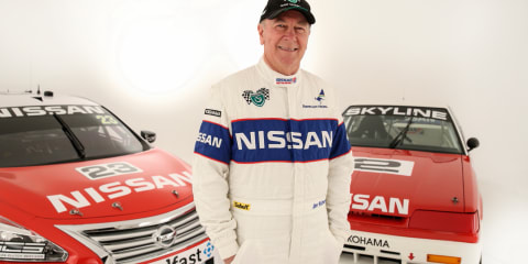 2015 Bathurst 1000:: Nissan Altima supercar gets 25-year anniversary livery