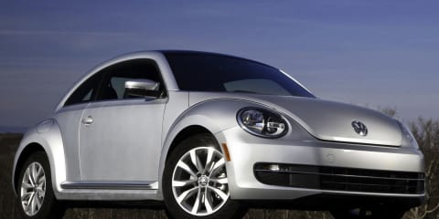 2013 Volkswagen Beetle TDI set for Chicago show