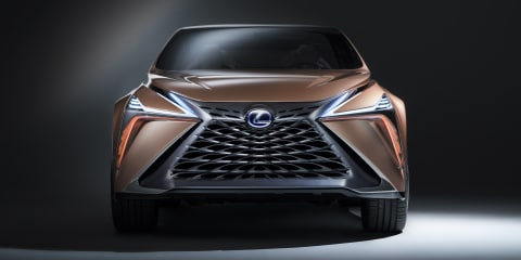 Lexus LQ trademarked, may be used for production LF-1 Limitless