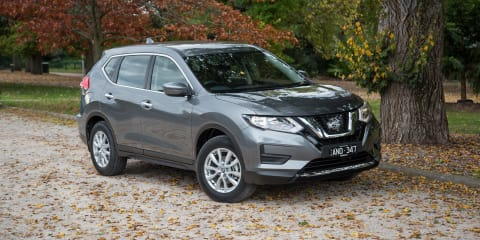2017 Nissan X-Trail ST review