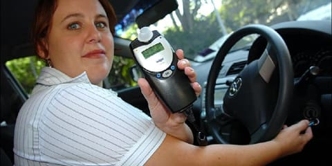 Alcohol ignition interlocks for Queensland's drink drivers