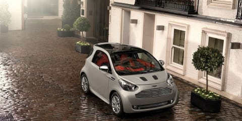Aston Martin Cygnet to be a cult icon?