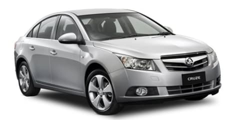 Holden Cruze cheap to repair says RCAR report