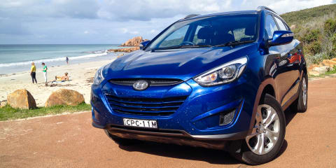 2014 Hyundai ix35 Active :: Week with Review