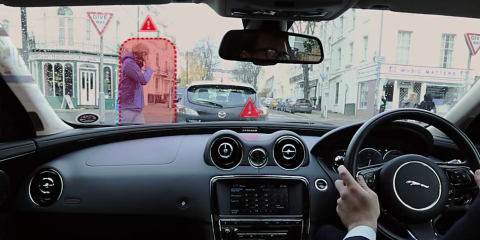 Is Apple developing an expansive head-up display?