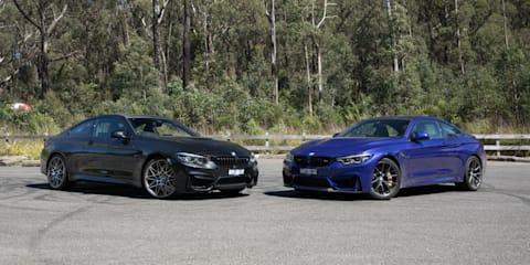 2018 BMW M4 Pure v M4 CS comparison