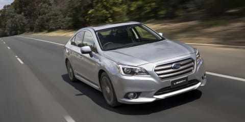 2015 Subaru Liberty Review