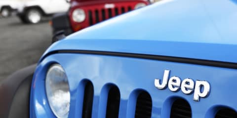 Jeep Australia's bright future